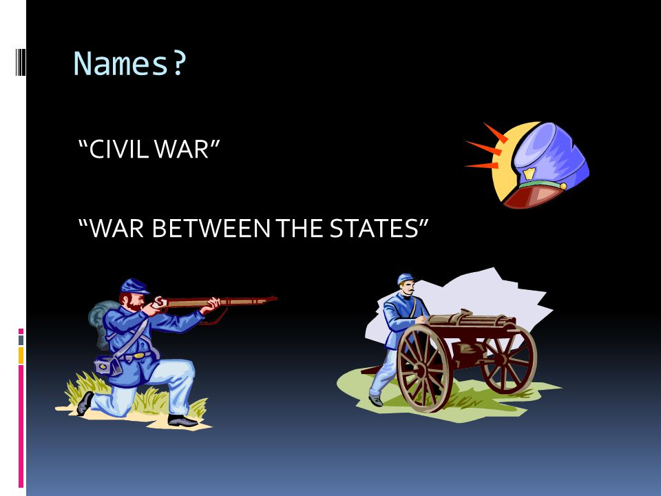 major cause of the civil war fights between slave and non slave proponents The top five causes of civil war are as follows: 1 what are the reasons of the civil war save cancel already exists would you like to merge this the fight between slave and non-slave state proponents 4.