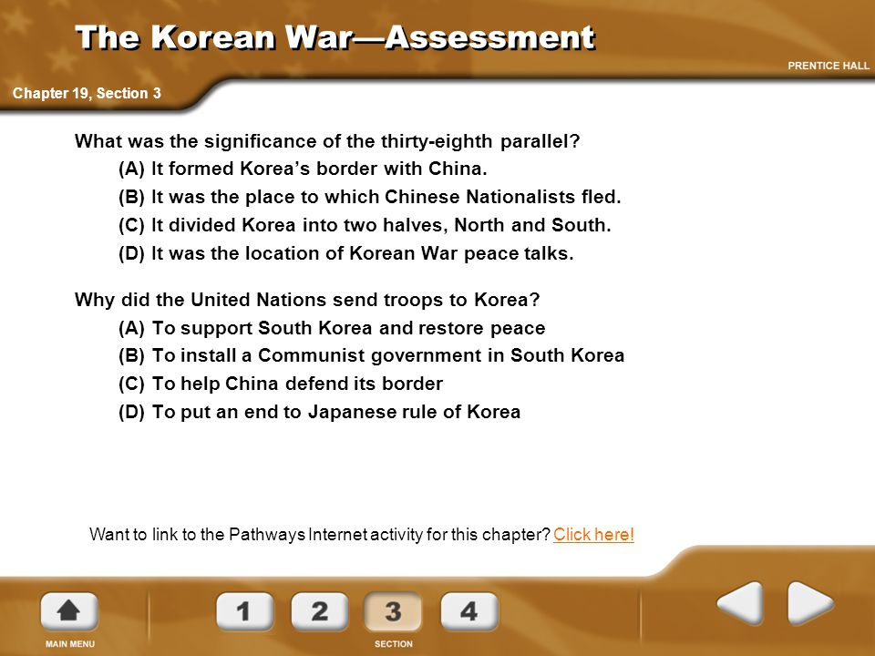 The Korean War—Assessment