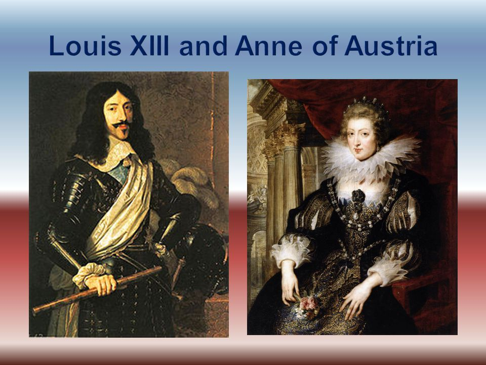 Louis XIII and Anne of Austria