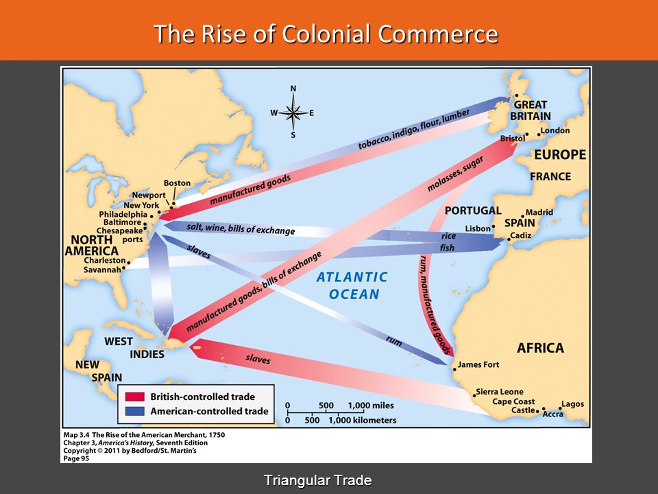 The Rise of Colonial Commerce