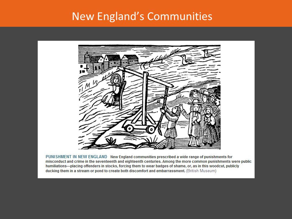 New England's Communities