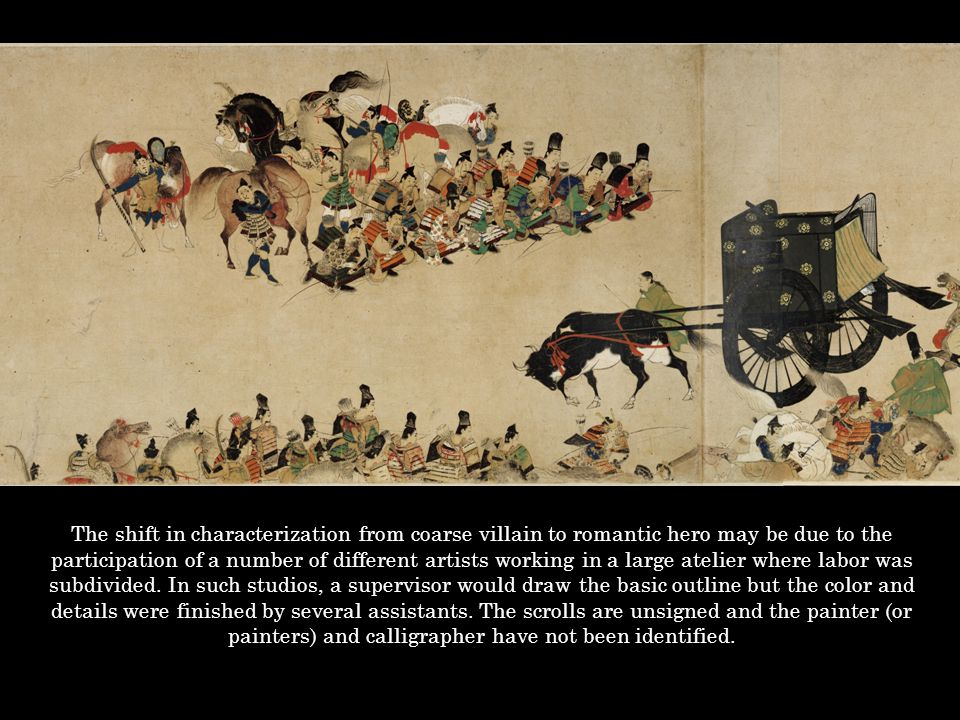 Meech, Julia. Reflections on Fenollosa and the Heiji Battle Scrolls