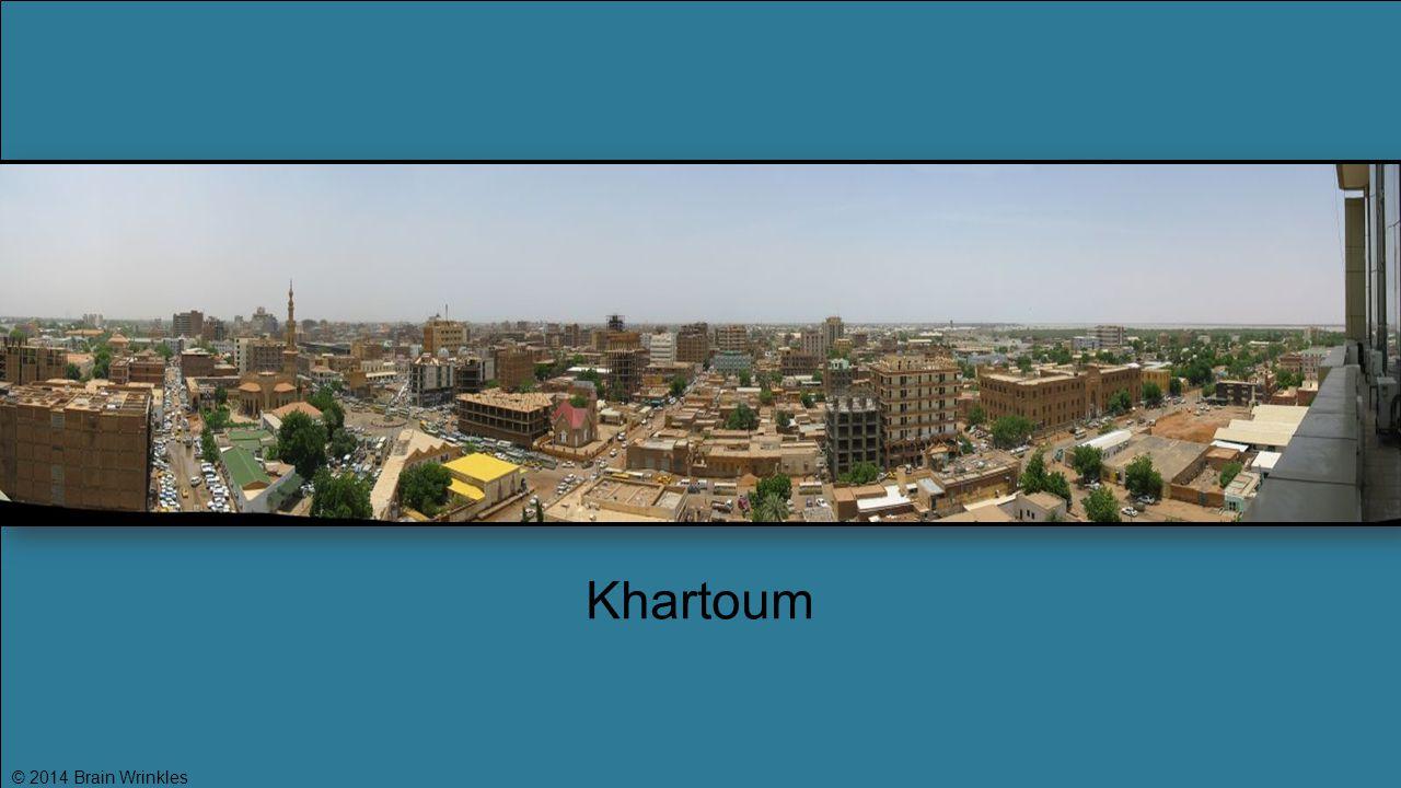 Khartoum © 2014 Brain Wrinkles
