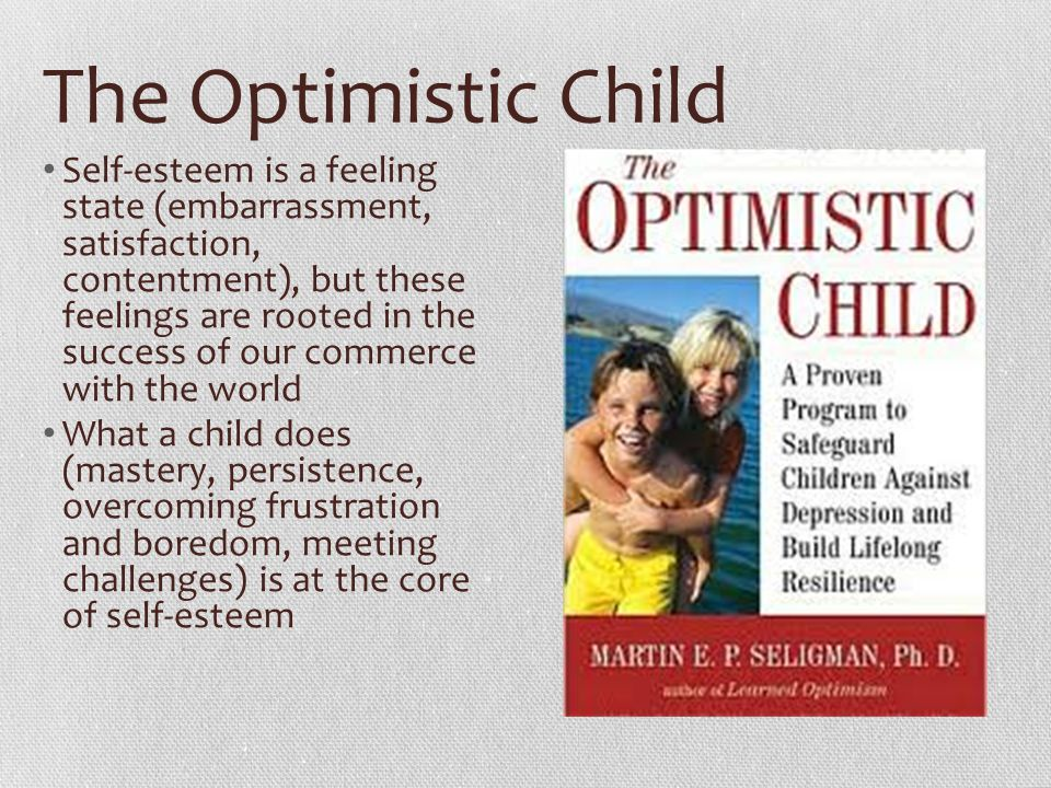 The Optimistic Child