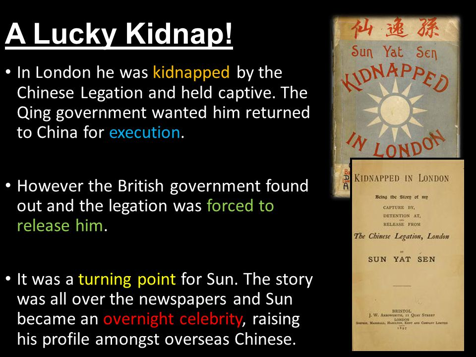 A Lucky Kidnap!