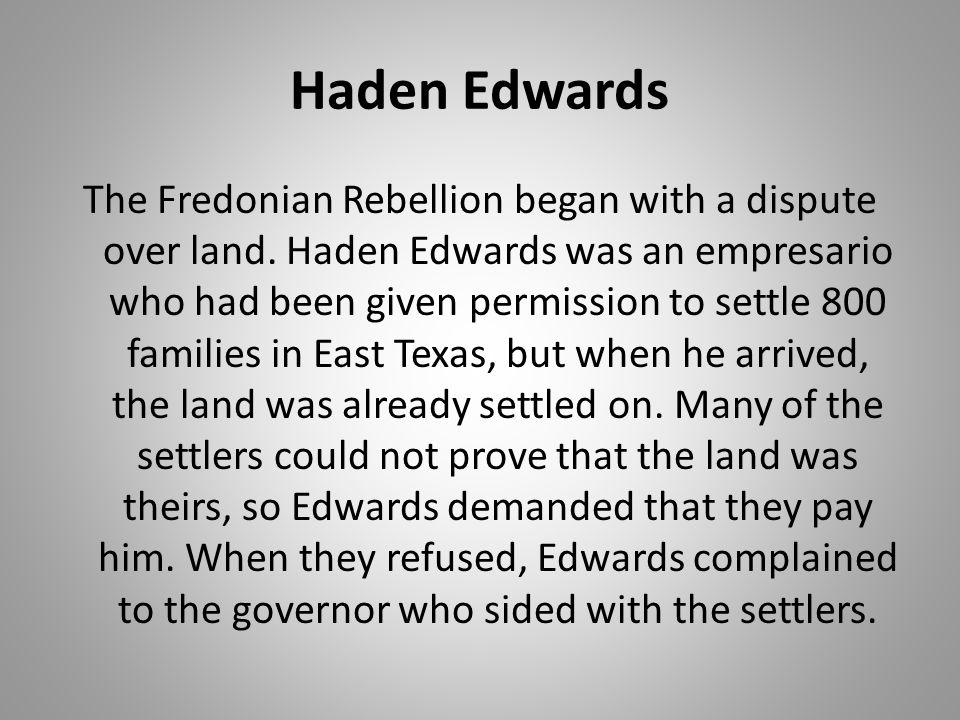Haden Edwards