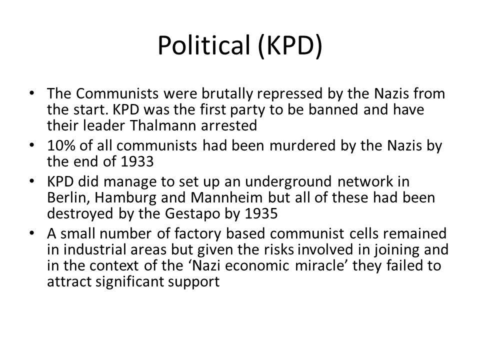 Political (KPD)