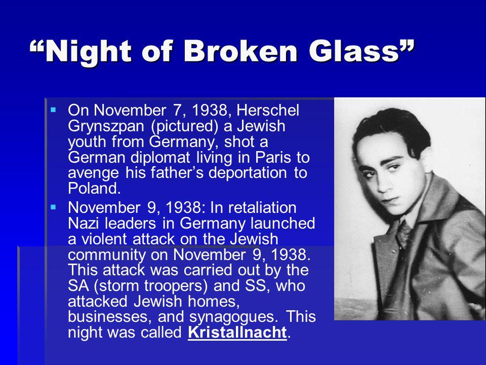 Night of Broken Glass