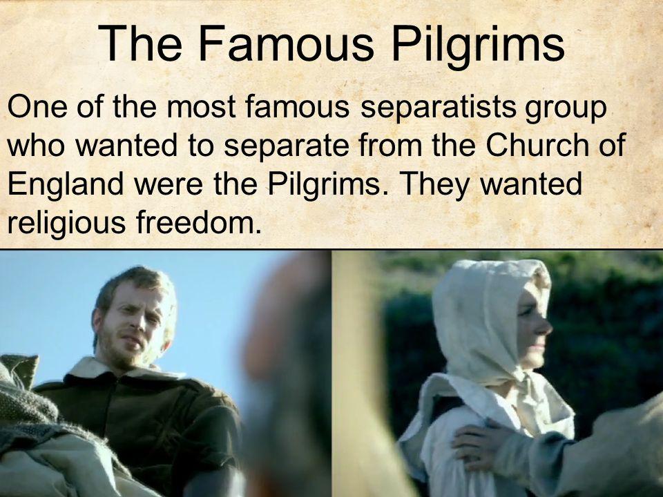 The Famous Pilgrims