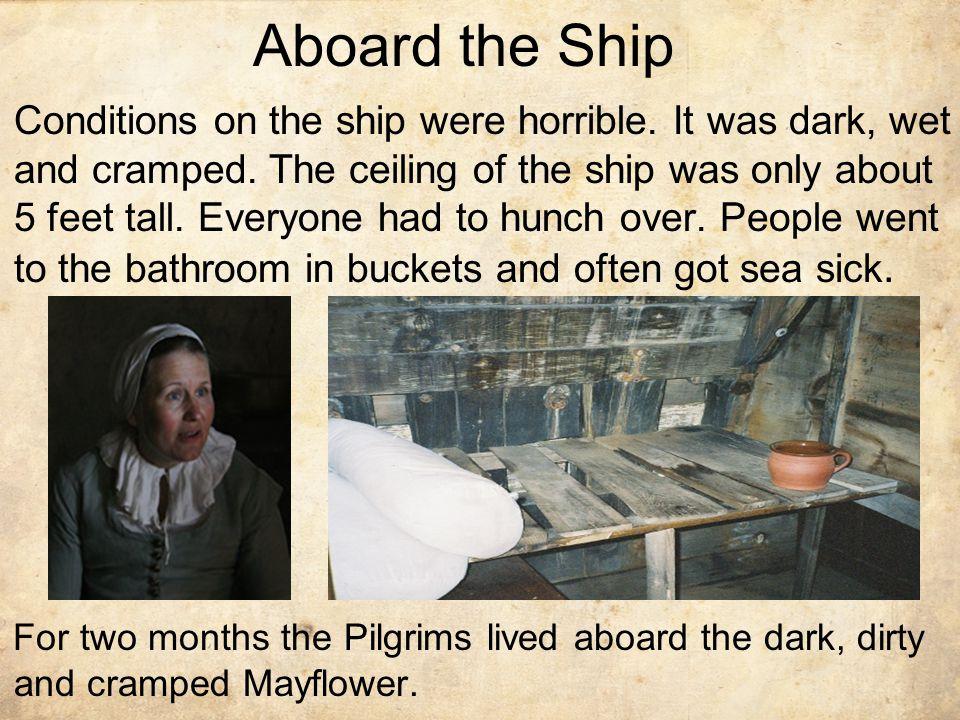 Aboard the Ship