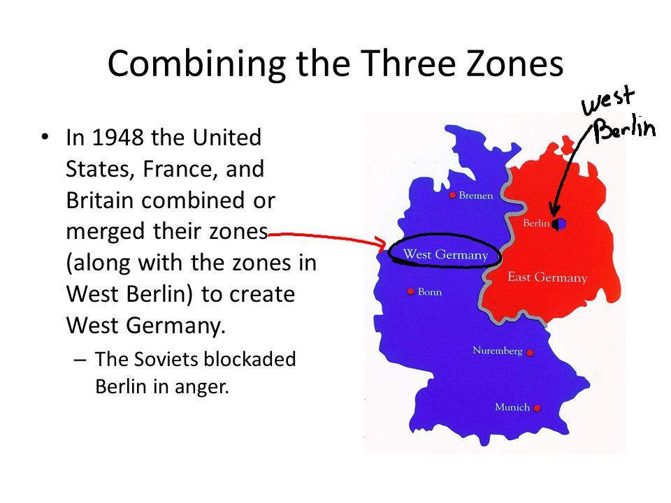 Combining the Three Zones