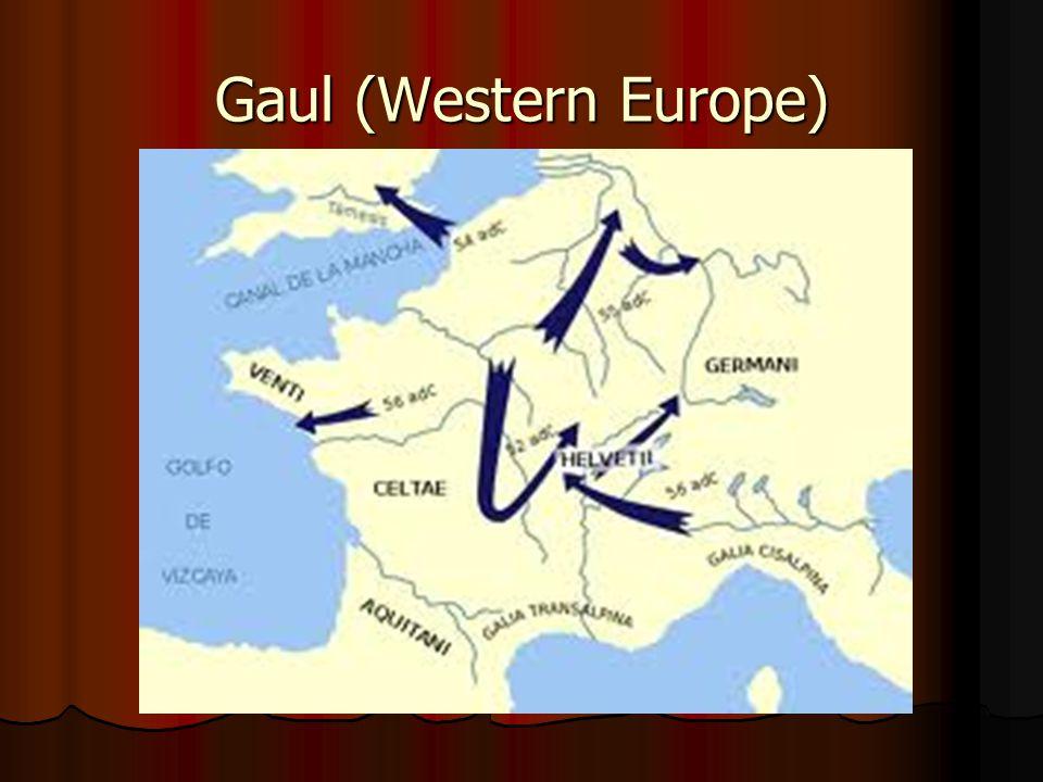 Gaul (Western Europe)