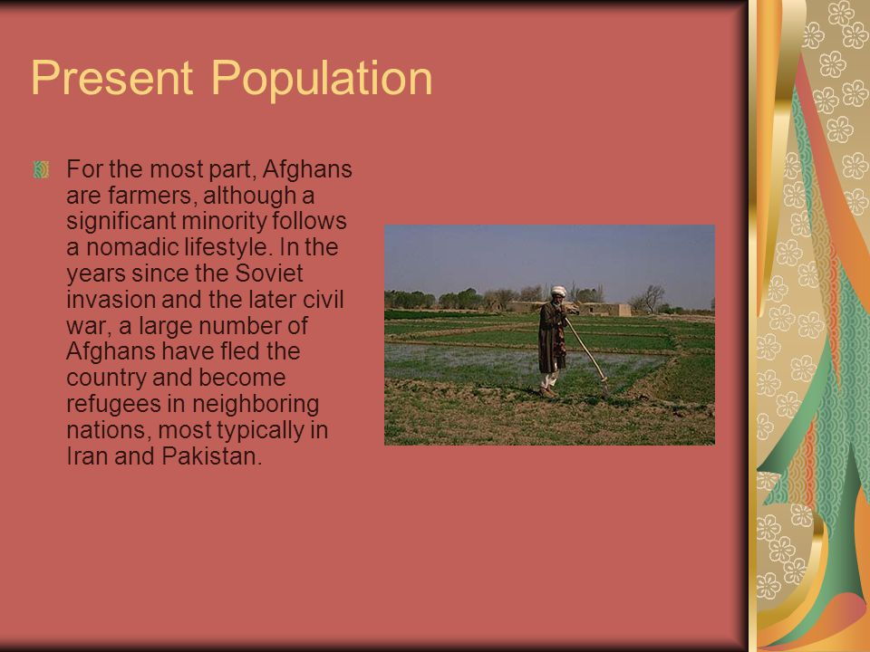 Present Population
