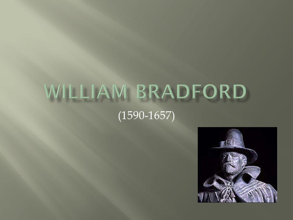 William Bradford (1590-1657)