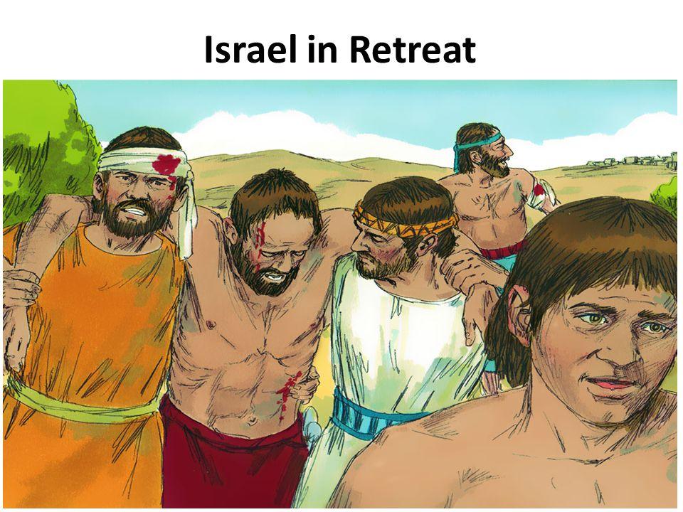 Israel in Retreat