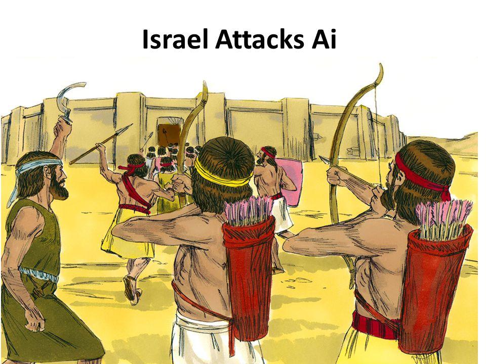 Israel Attacks Ai