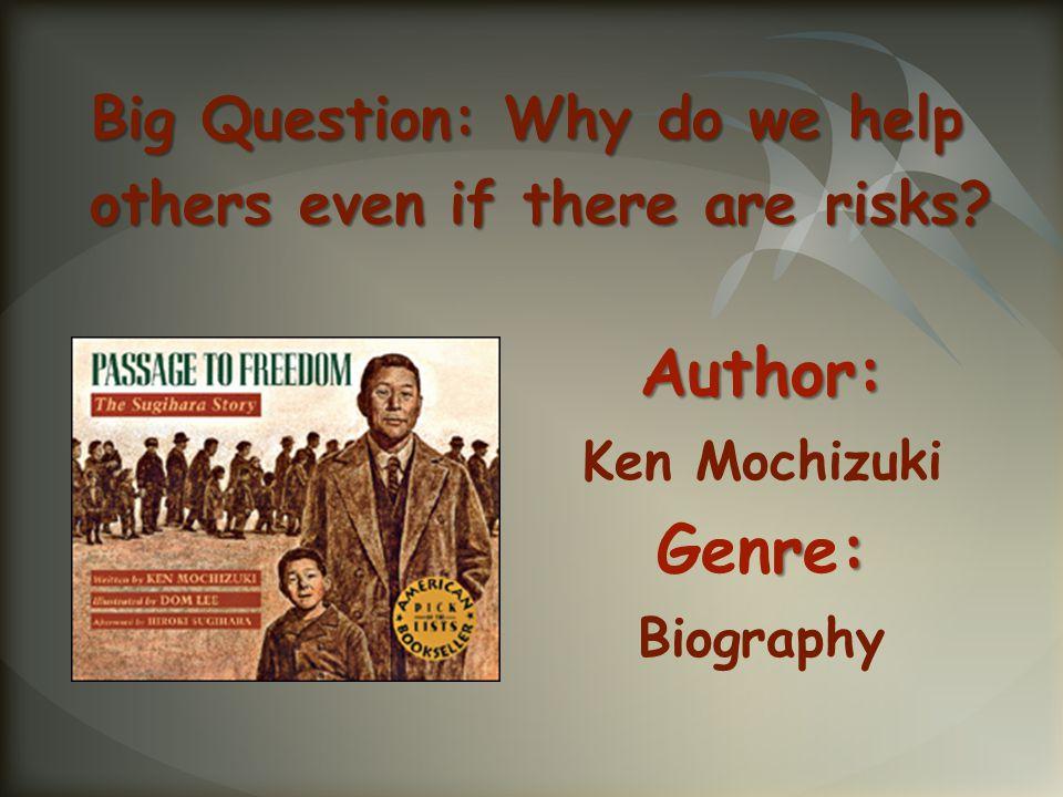 Author: Ken Mochizuki Genre: Biography