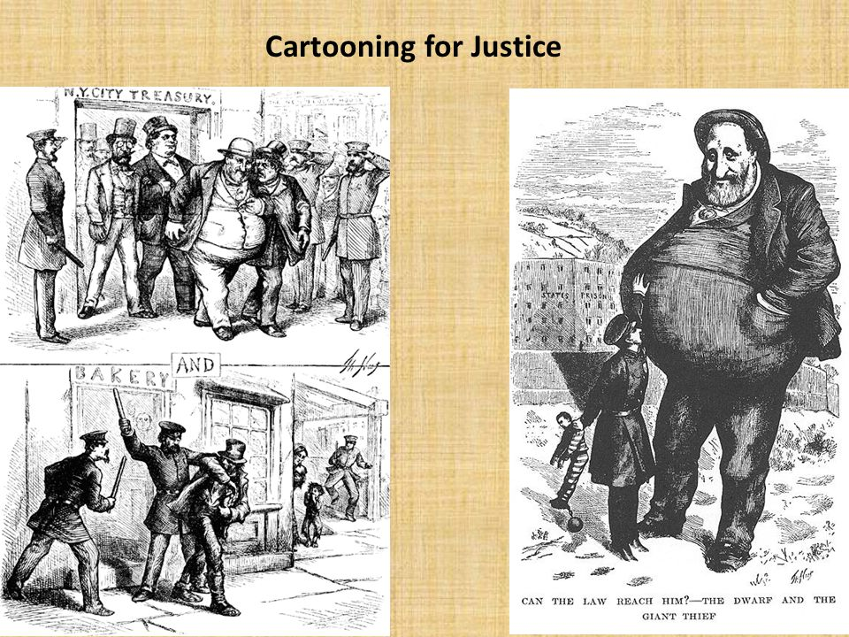 Cartooning for Justice