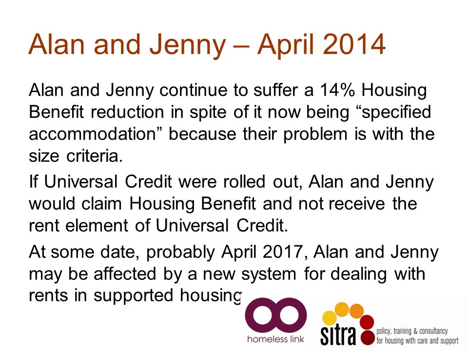 Alan and Jenny – April 2014