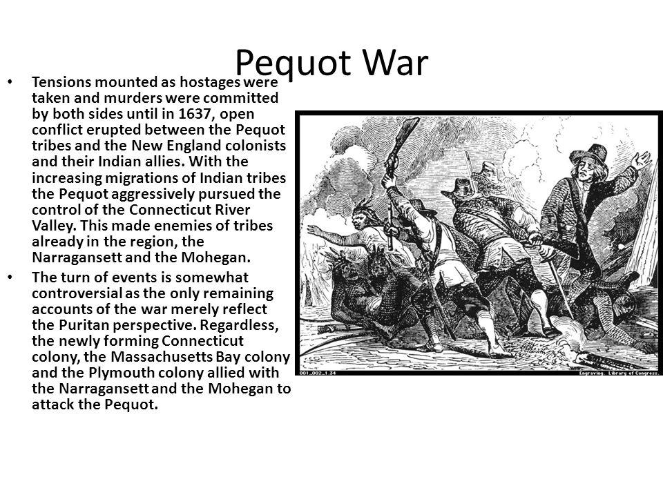Pequot War
