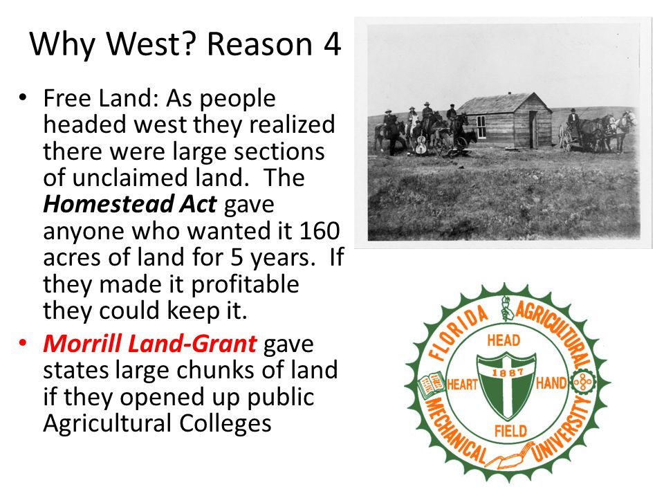 Why West Reason 4