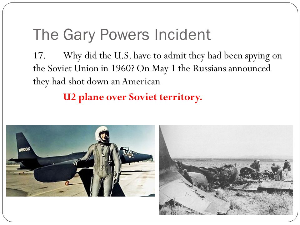 The Gary Powers Incident
