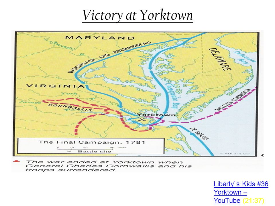 Victory at Yorktown Liberty`s Kids #36 Yorktown – YouTube (21:37)