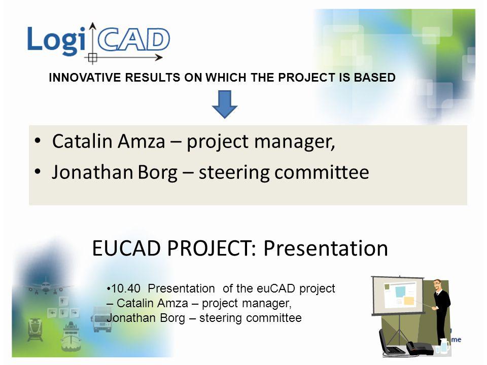 EUCAD PROJECT: Presentation