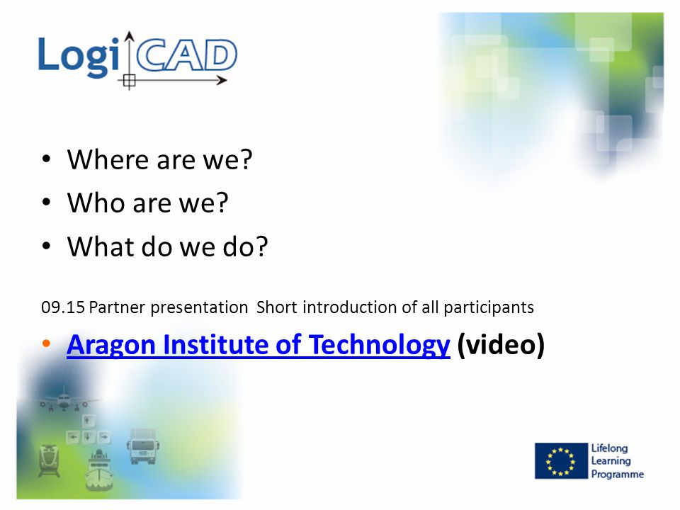 Aragon Institute of Technology (video)