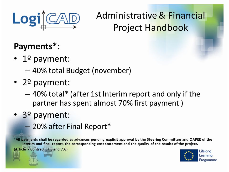 Administrative & Financial Project Handbook