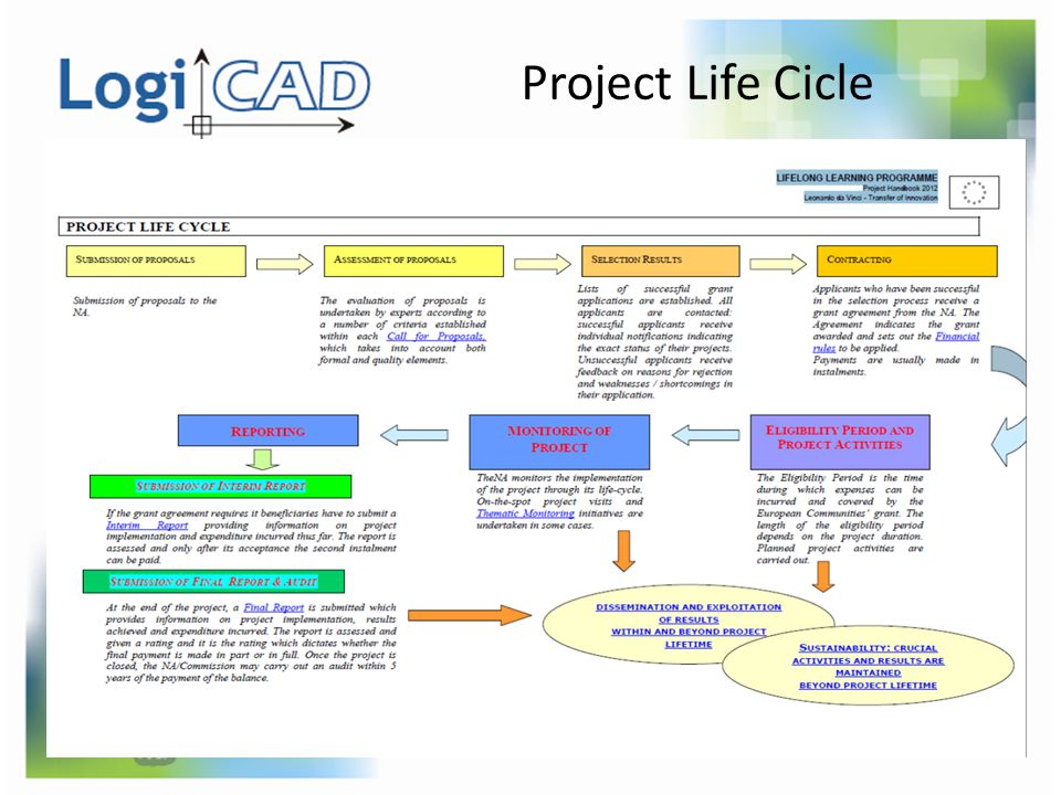 Project Life Cicle