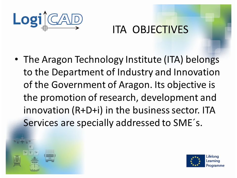 ITA OBJECTIVES