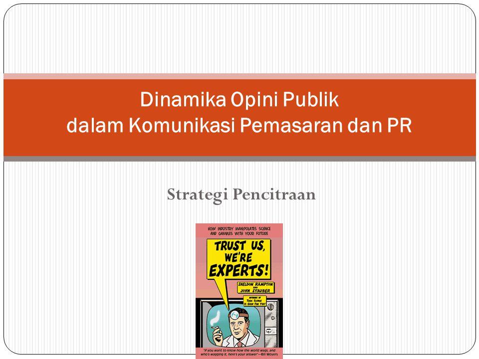 Dinamika Opini Publik dalam Komunikasi Pemasaran dan PR