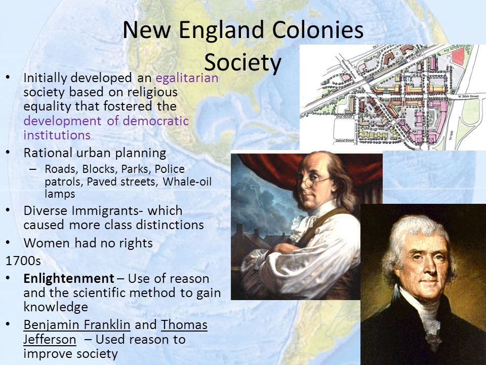New England Colonies Society