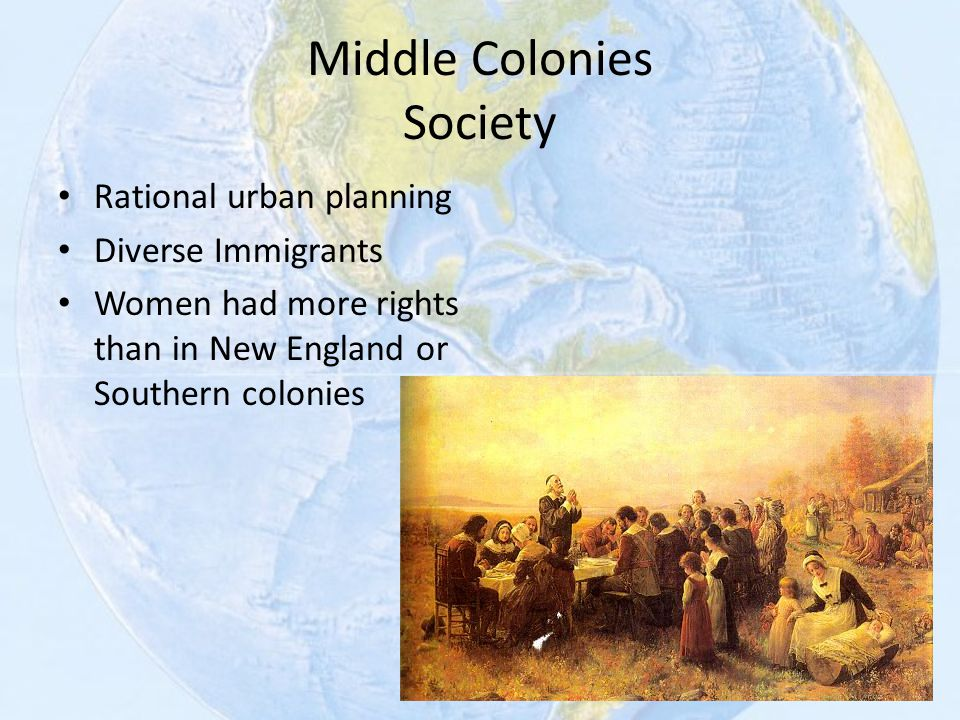 Middle Colonies Society