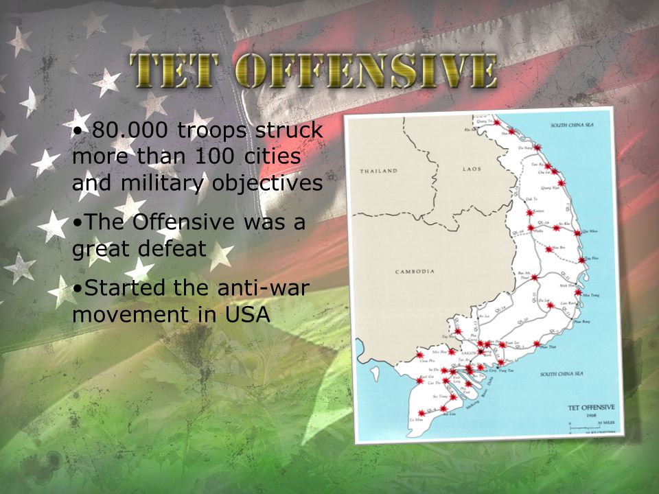 80.000 troops struck more than 100 cities and military objectives