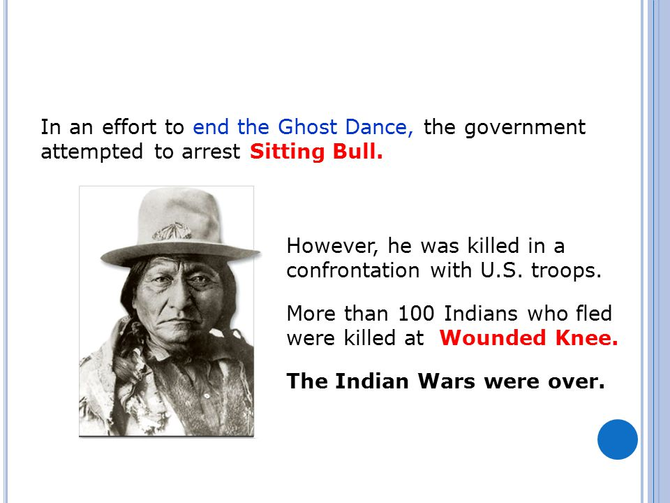 However, he was killed in a confrontation with U.S. troops.