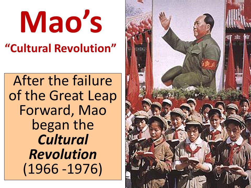 Mao's Cultural Revolution