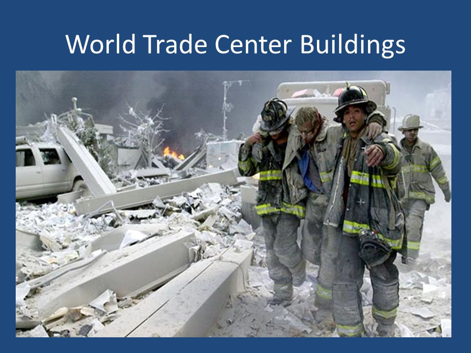 World Trade Center Buildings