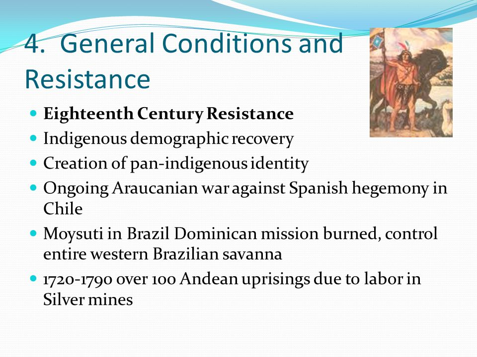 4. General Conditions and Resistance