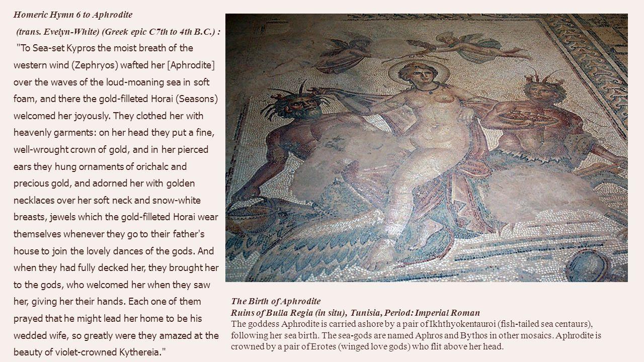 Homeric Hymn 6 to Aphrodite