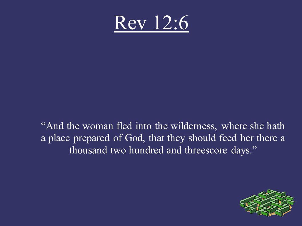 Rev 12:6