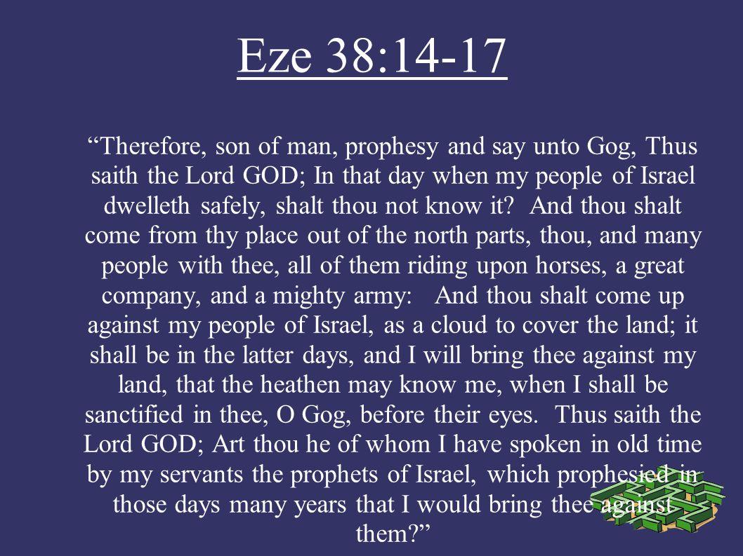 Eze 38:14-17
