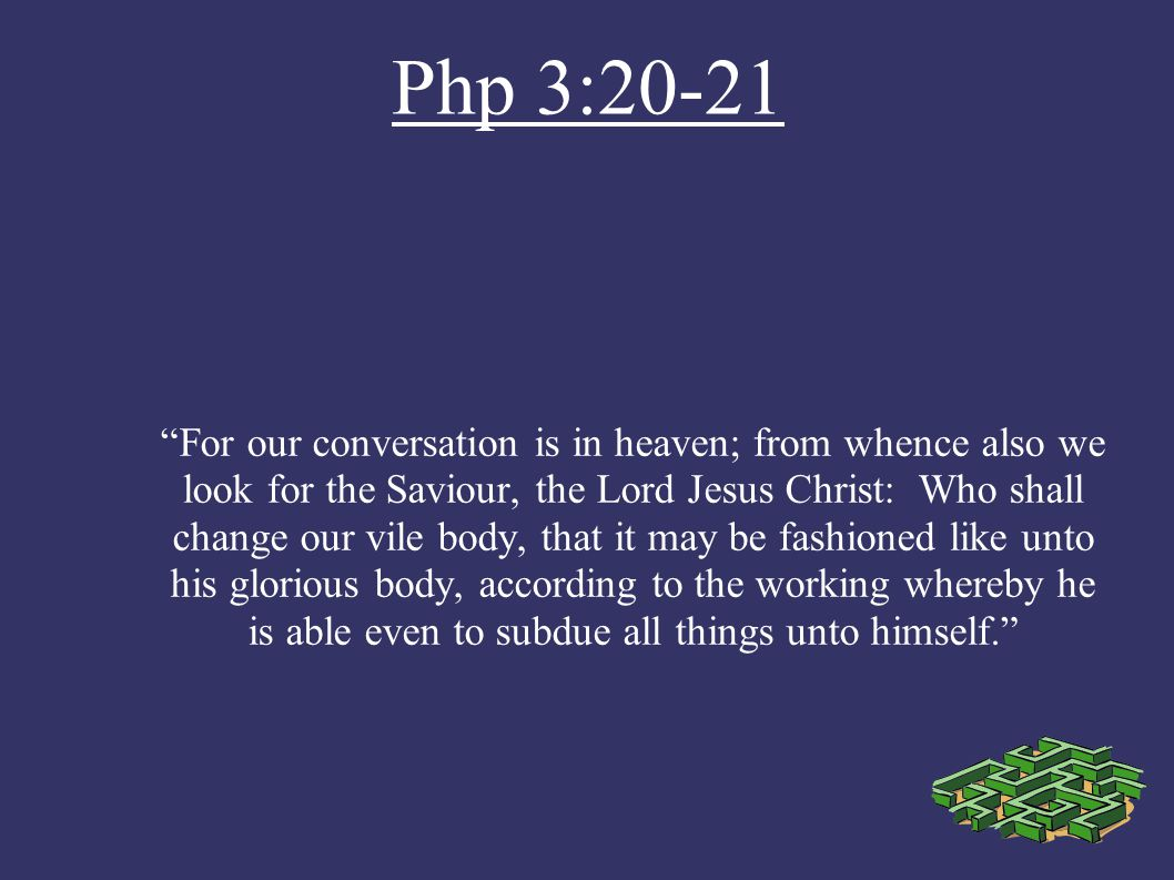 Php 3:20-21