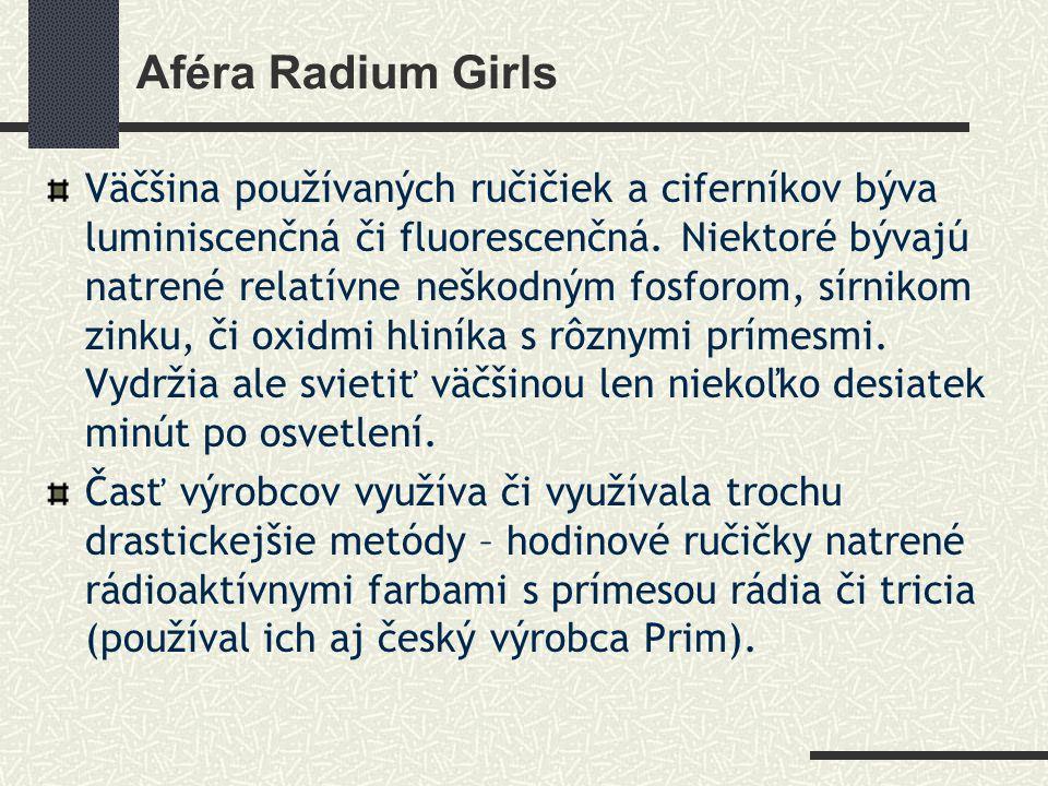 Aféra Radium Girls
