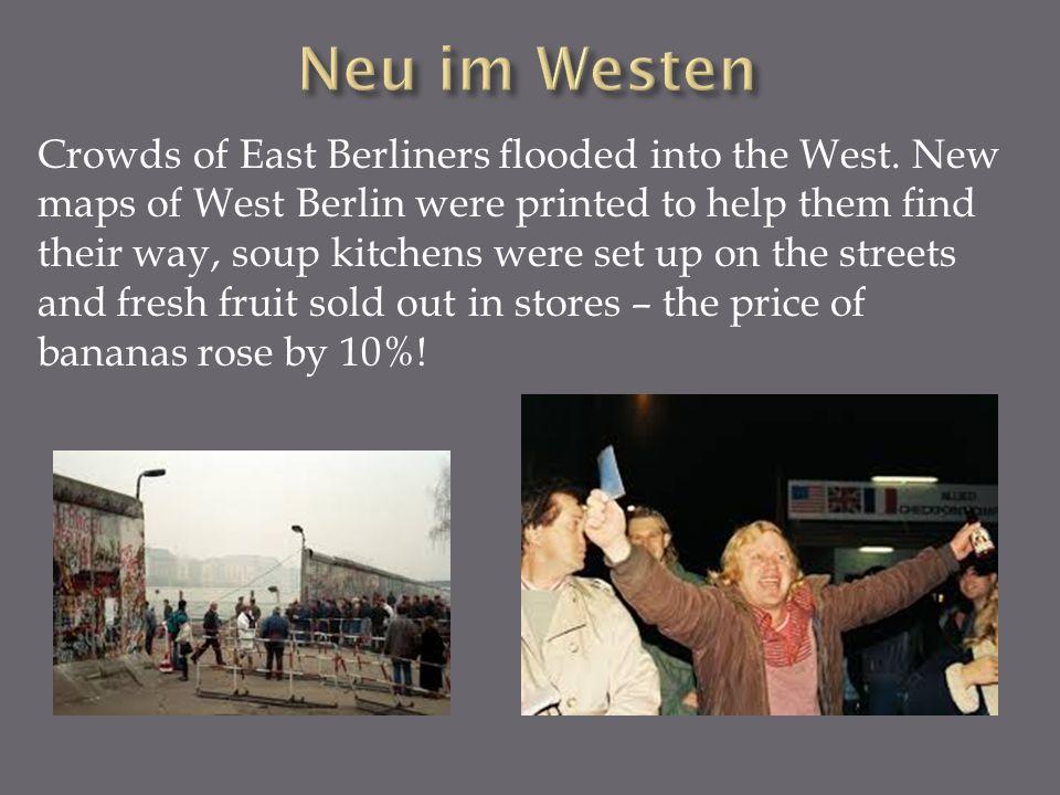 Neu im Westen