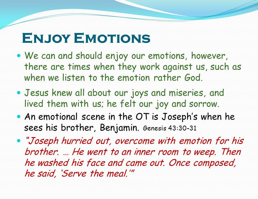 Enjoy Emotions