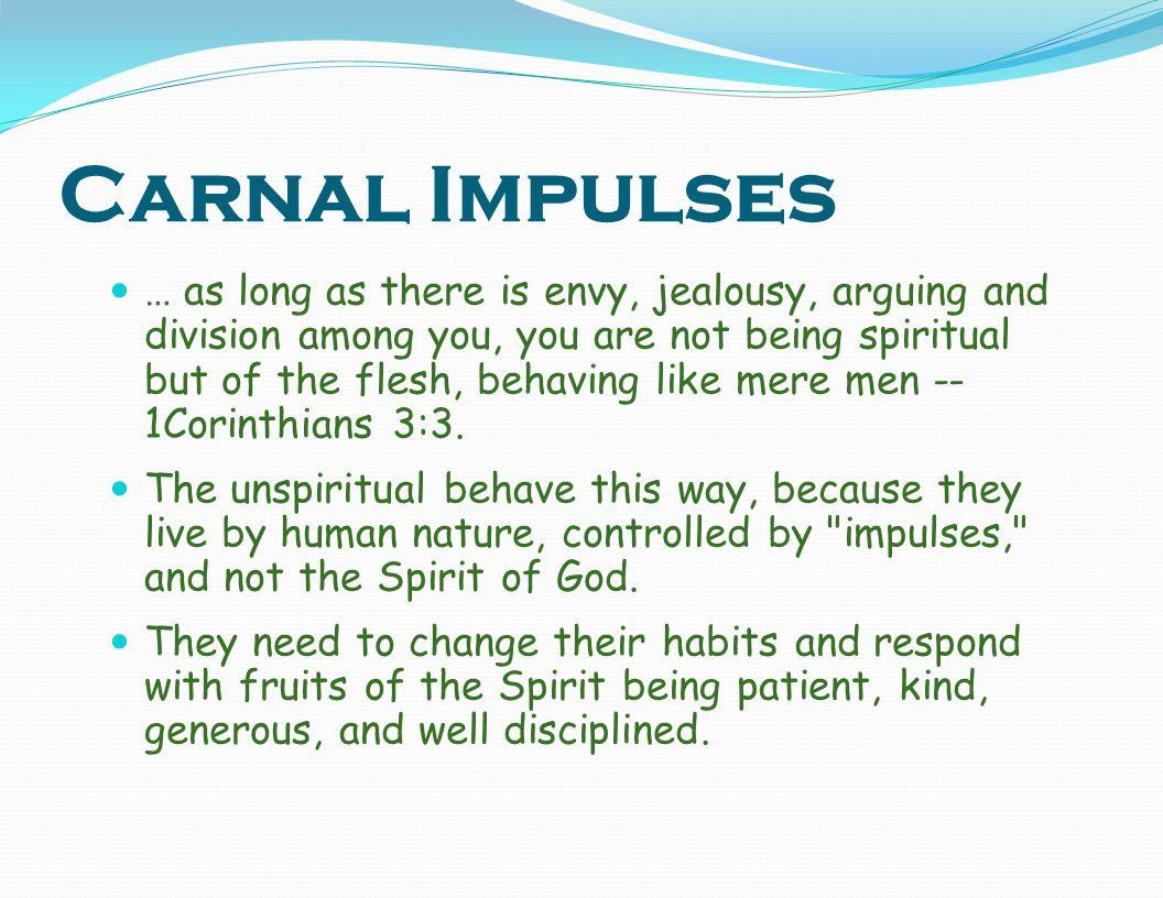 Carnal Impulses