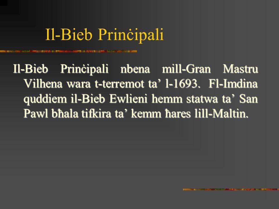 Il-Bieb Prinċipali