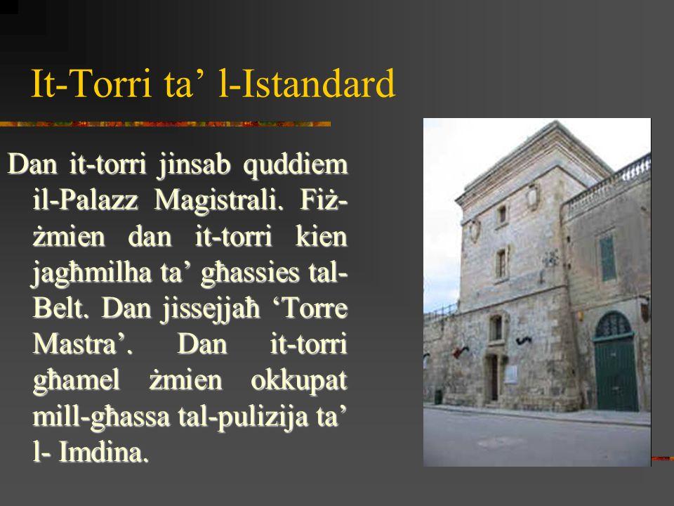 It-Torri ta' l-Istandard
